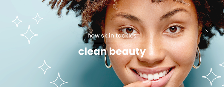 How sk.in Tackles Clean Beauty