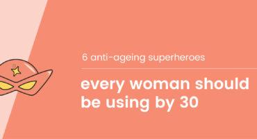 SK Blog banner anti ageing superheroes